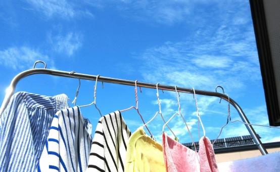 洗濯を楽にする家づくり
