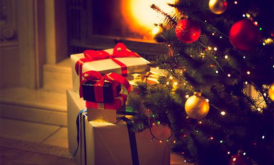 今日はクリスマス