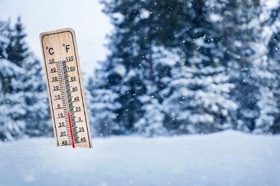 冬の寒さと室内環境